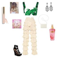 """"""""""" by r-tywoniuk on Polyvore featuring mode, Balmain, Dolce&Gabbana, Nine West, Chinese Laundry, House of Harlow 1960 et Victoria's Secret"""