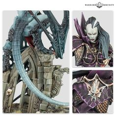 Warhammer Paint, Warhammer Aos, Warhammer 40000, Warhammer Vampire Counts, Fantasy Miniatures, Lion Sculpture, Death, Community, Statue