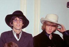 Keith Richards & Brian Jones