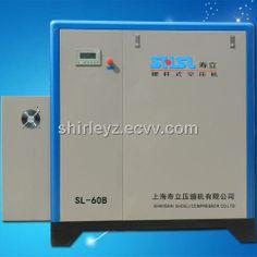 Frequency energy-saving screw air compressor (SL-60B)