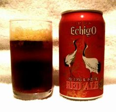 Echigo Red Ale