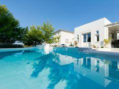 Alonissos villa rental - blue and white DREAM!