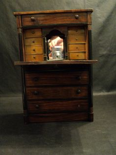 New Antique Doll Dresser