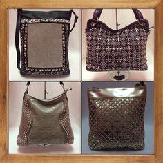 Bling handbags! www.shopspoiledgirl.com