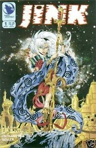"""ElfQuest: Jink"" # 1"