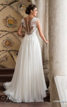 AMBROSIA - MS Moda - Evita Lace Wedding, Wedding Dresses, Loki, Ms, Sissi, Comme, Fashion, Weddings, Gowns