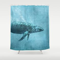 Song of the Sea Shower Curtain by Terry Fan - $68.00
