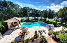 The perfect private oasis in this Lutz, Florida, vacation rental available on HomeAway!