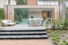 house ideas new French Interior Design, Interior Design Living Room, House Extension Design, House Design, Best Outdoor Furniture, House Extensions, Minimalist Home, Home Remodeling, Architecture Design