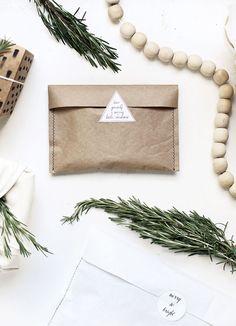 3 Ways To Wrap Presents