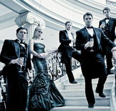 The Originals from Vampire Diaries!  Love them!!!!