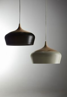 Choose something different for your over the counter pendant lighting. #lettherebelight
