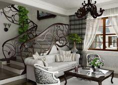 Art Nouveau in Contemporary Interior Design