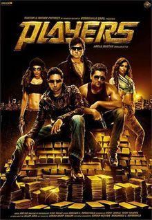 Players w/ Abhishek Bachchan, Neil Nitin Mukesh, Bipasha Basu, Sonam Kapoor and Bobby Deol
