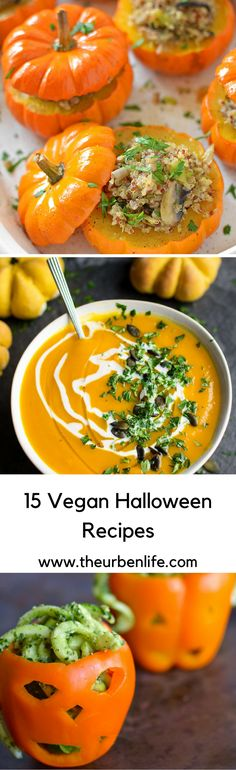 15 Vegan Halloween Recipes