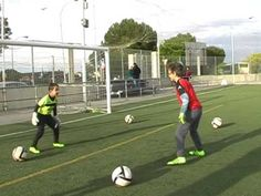 Soccer Tips, Goalkeeper, Goals, Drills, Youtube, Sports, Training, Functional Training, Exercises