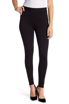 a365b400fec25 Image of Vince Camuto Pull On Ponte Leggings (Petite) Ponte Leggings, Vince  Camuto