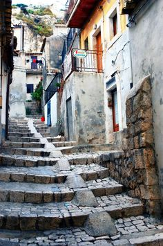 Streets Scicli is a city in the Province of Ragusa near Palermo, Italy. I