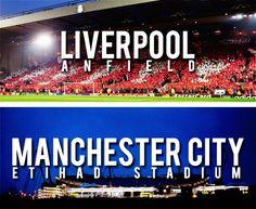 Premier League Stadiums 2014/15