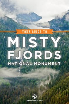 Dubbed the Yosemite of the North due to its similar geology to the California national park, Misty Fjords National Monument is one of Southeast Alaska's best kept secrets.