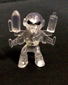 MUTANT MANIA ROUND 1 Series Robo Wrestler Sonic Boom Ultra Rare Moose Toys #MooseToys