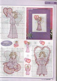 Gallery.ru / Фото #16 - Cross Stitch Card Shop 26 - WhiteAngel