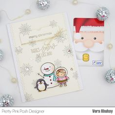 Hi friends! This week, Pretty Pink Posh have a special Christmas Theme & Giveaway Week. Please visit Pretty Pink Posh blog  for join in t...
