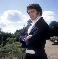 Mr Darcy   'Pride and Prejudice' by Jane Austen (1995 film adaptation)