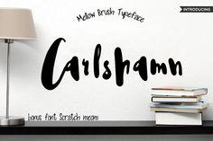 Carlshamn Font @creativework247