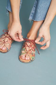 Gentle Souls Betsi Sandals