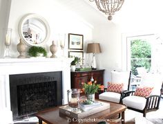 classic • casual • home: Our Home Tour