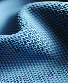 Dry run: Climatex's 'Dualcycle Net' collection of fabrics features a special weave structure, which absorbs moisture and then allows it evaporate easily