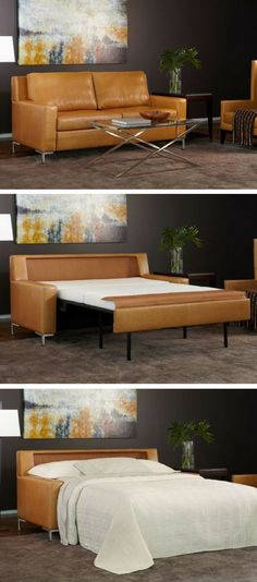 Check out the American Leather Brynlee Comfort Sleeper @istandarddesign