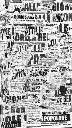 Italia Black and White Collage Black And White Graffiti, Black And White Picture Wall, Black And White Posters, Black And White Aesthetic, Black And White Pictures, Black And White Clouds, Black And White Wallpaper, Black And White Background, Black And White Abstract