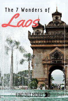 The 7 Wonders of Laos