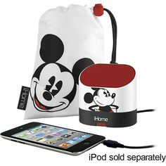 iHome - Portable Speaker