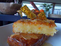 Πορτοκαλόπιτα+η+εύκολη Cookbook Recipes, Cooking Recipes, Food Styling, Cheesecake, Pie, Sweets, Sugar, Desserts, Torte