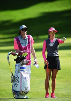 Michelle Wie Photos - Evian Championship Golf - Day Three - Zimbio