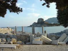 Aghios Stefanos in Kefalos, on the island of Kos in Greece