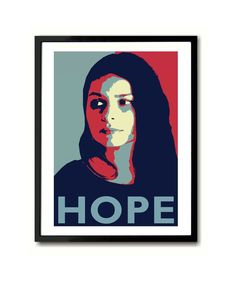 Hope Sandoval Mazzy Star Hope Poster Art Print by indieprints