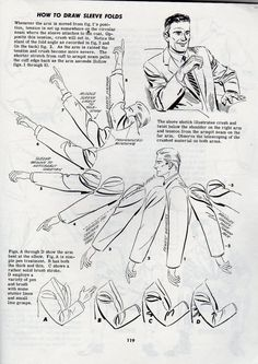 super Ideas for drawing clothes folds character design Drawing Lessons, Drawing Techniques, Drawing Tips, Drawing Reference, Suit Drawing, Illustration Techniques, Drawing Studies, Poses References, Anatomy Drawing