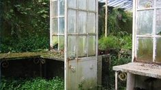 How to Make a Green House From Old Windows | eHow
