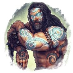Jason momoa 162059286577832500 - WotD Character Inspiration Source by audricpranger Fantasy Character Design, Character Creation, Character Design Inspiration, Character Concept, Character Art, Concept Art, Tattoo Character, Fantasy Male, Fantasy Warrior
