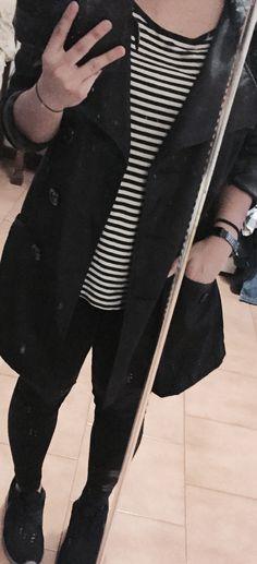 Stripes+black ❤️