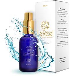 Le Reel Anti Aging Serum, Skin Cream, Vodka Bottle, Beauty Hacks, Make Up, Personal Care, Cosmetics, Anti Invecchiamento, Ideas