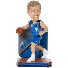 Dirk Nowitzki Dallas Mavericks Name & Number Bobblehead