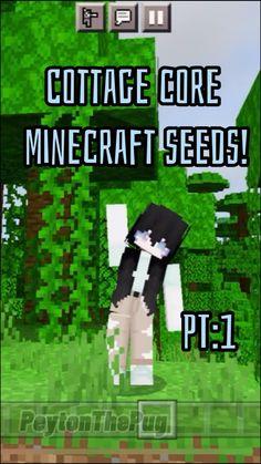 Minecraft Mansion, Minecraft Cottage, Easy Minecraft Houses, Minecraft House Tutorials, Minecraft Videos, Minecraft Decorations, Amazing Minecraft, Minecraft Tutorial, Minecraft Blueprints