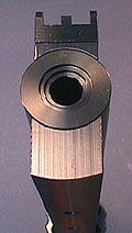 S&W M19 PPC custom revolver