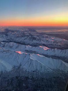 Taking off from anchorage Alaska. [OC] [2648X3532] #reddit
