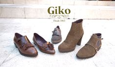 """Giko es zapato de calidad, su comodidad y estilo nos distingue. Nuestra fabricación es tradicional y desde 1963 sigue siendo """"made in Spain""""  #Giko #gikoshoes #madeinspain"""